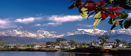 Full day Pokhara